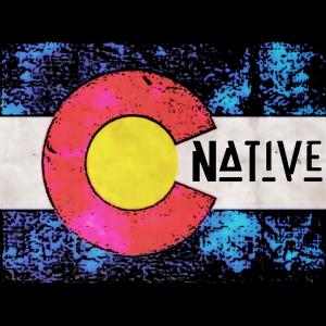 Native Colorado Flag